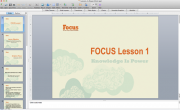 PowerPoint (from Focus)