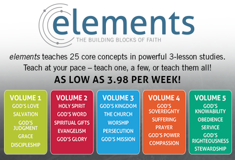 holiness | 3 Lessons From The elements Curriculum – YM360