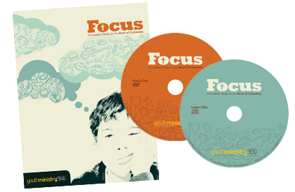 Focus: a 6-lesson study on colossians