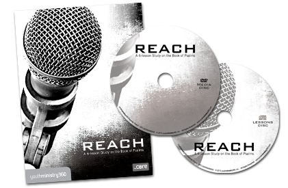 Reach: a 6-lesson study on psalms